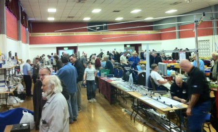 Canvey Ham Radio Rally 2011